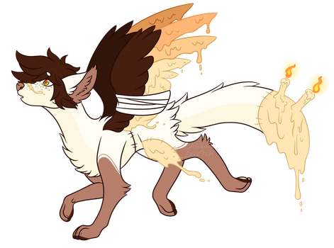 Icarus Darkky by Dragon-Scratch