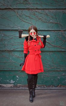 .:  REDRUM REDEMPTION :. by sideshowsito