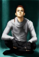 Young Ben by call-me-lydia