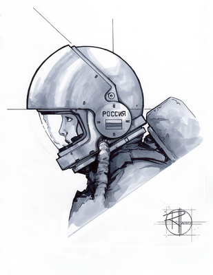 Profile Helmet 02 by Cpt-Crandall
