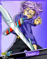 DBKai card #4 Trunks by Bejitsu