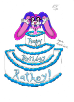 HAPPY BIRTHDAY RATHEY by Candy-Ice