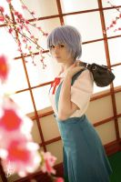 Rei Ayanami I by SilviaArts