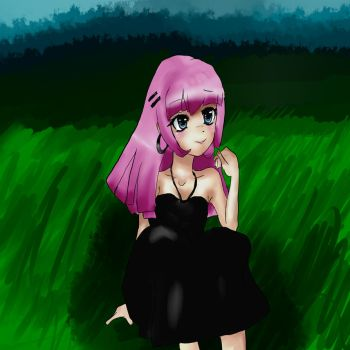 Anime Practice .:Luka:. by little-x-flower
