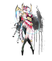 AT: Blood Moon Elise by Imako-chan