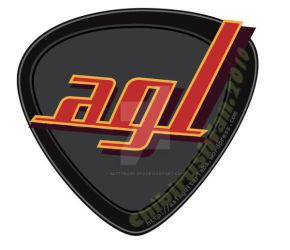 Graphic work  for AGL by buttprobe-2112