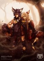 Boys Love Commission : Alrick x Kruiss by Yaoi-World