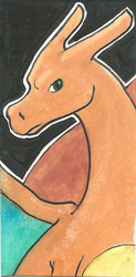 Charizard by Phi8