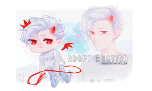 [DEMON GHOST] ADOPT AUCTION 01 -CLOSED- by ypher
