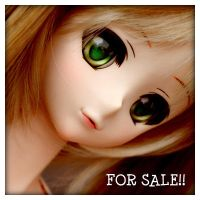 FOR SALE VOLKS DD DDS Akira head + eyes $350 by fransyung