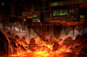 -- Factory -- by yvanquinet