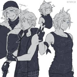 FFXV - Prompto by 7Repose