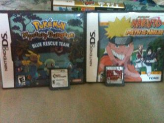 Nintendo ds games for sale by sasuke115
