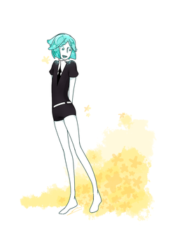 Phosphophyllite by Sano-Sen