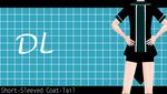 [MMD Download] Short-Sleeved Coat-Tail by RosalinaFuji