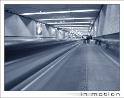 people in motion by projectc