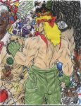 street fighter iii 3 rd strike by ricardoredway