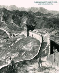Great Wall by AmBr0