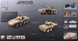 IFV 'Jericho' by TurboSolovey