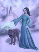 The Ice Queen by Ciuva