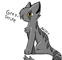 Greystripe by Misty519