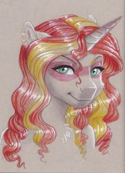 Sunset Shimmer by Earthsong9405