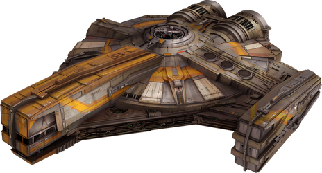 XS Stock Light Freighter by DoctorAnonimous
