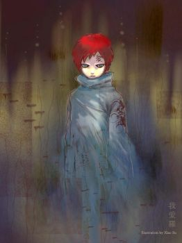 Gaara by SuXiao