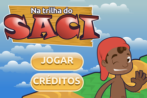 Na Trilha do Saci - Title by tiopalada