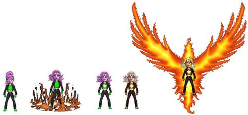 What If Blink Became Phoenix by DavisJes