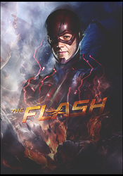 The Flash by gejmerr97
