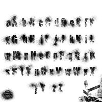 fonts.. by artisticpsycho87
