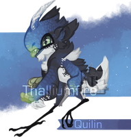 Quilin by NebNomMothership