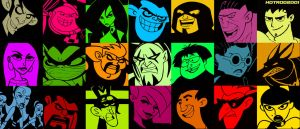Rogues Gallery by hotrod2001