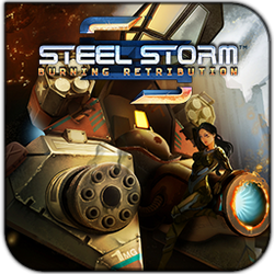 Steel Storm Burning Retribution by creidiki