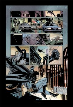Batman - Witness to Murder test page 3 by xavor85