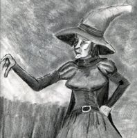 Elphaba Thropp by GentlestGiant