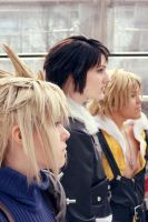 Dissidia - Bring it on by zahnpasta