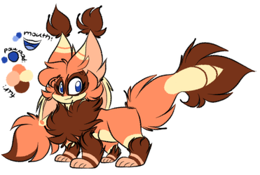 QUEEN OF THE FLOOF(rose the flingleens) by Perma-Fox