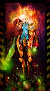 Samus 2.0 by muju