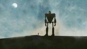 The iron giant by barsson