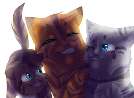 A Family by GalaxyBlues