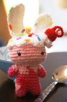 Yummy Ice Cream Bunny by milliemouse579