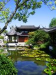 Chinese Garden by shadowed-light-waves