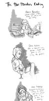 Four Founders reading by troopertrish