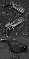 Pistol RG-AM.95 for NanoFoX Proyect by Unreal-Forever