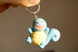 squirtle keychain