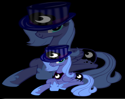 For Brony Gaming: Princess Luna by RiskyTheArt