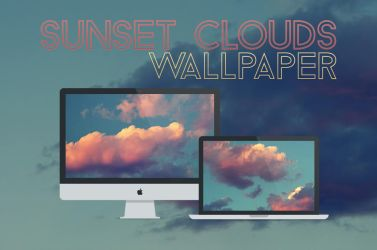 Sunset Clouds Wallpaper Pack by solefield