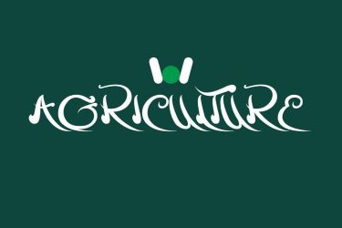 Agriculture font by weknow